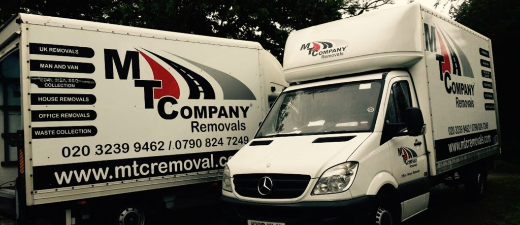 Removal Company Forest Gate E7