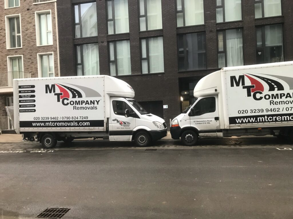 small van removals near me